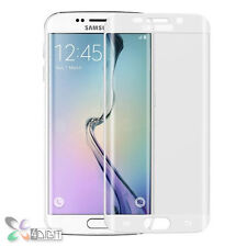 3D Curved Tempered Glass Screen Protector for Samsung SM-G925I/K Galaxy S6 Edge