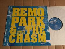 Remo Park & the Chasm-fermo in Ambush-LP-sf97-Germany 1990