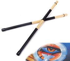Bacchette rods coppia spazzole - Drum sticks rods - bamboo
