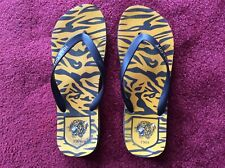 Hull city flip flop beach holiday sandals official UK size 10