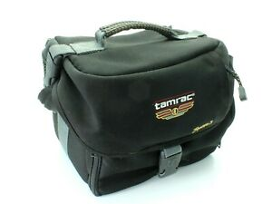 Tamrac System 3 Camera Bag. Good Capacity. Padded. Good Condition. Inc Strap.