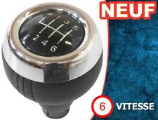 POMMEAU LEVIER DE 6 VITESSE CHROME POUR MINI ONE / MINI ONE D / COOPER S D SD