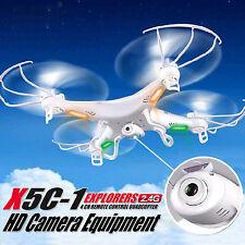 360° X5C Kamera-Drohnen 6Achsen Gyro RC UAV RTF 2.4GHz Quadcopter Drone UFO HS