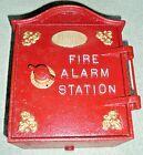 Faraday Cast Iron Fire Alarm Box