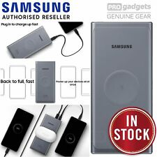 Charger Power Bank 10000mah Qi Wireless iPhone Portable Fast Battery Usb Charge