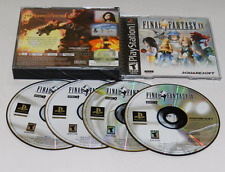 Final Fantasy IX Sony Playstation PS1 Game Disc w/ Case
