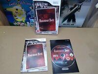 Resident Evil Archives: Resident Evil PAL (Nintendo Wii, 2009) Tested Mint Disc