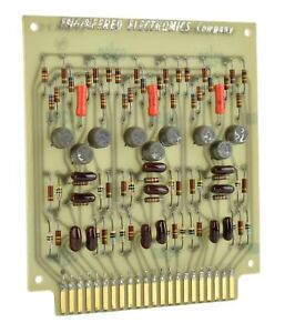 ​NASA Apollo EngineeredElectronics Shift Register Vintage Computer Circuit Board