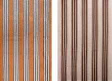 Designer Natur Kelim Teppich Handarbeit 100% Baumwolle fein verschiedene Größe