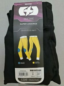 Oxford Motorcycle Women Super Leggings NEW BEST PRICE! MAKE OFFER! Size 8