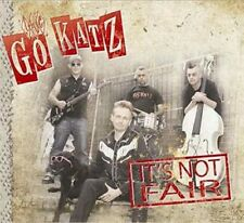 It's Not Fair 0820680724122 by Go-katz CD