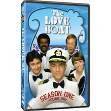 The Love Boat - Season One, Volume 1 (DVD, 2008, 3-Disc Set) BRAND NEW