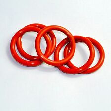 33mm Tube Dampers Silicone O-Ring ft 6L6G 6L6GC 6CA7 6L6GCR tube Audio amps 50pc