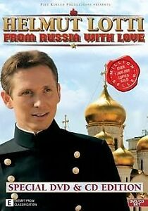 Helmut Lotti : From Russia With Love : NEW DVD * FREE EXPRESS POST *