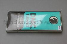 M126 Mercerie vintage boite blister 12 bobines fil TUBINO couleur 1013 DMC