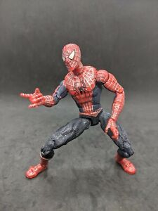 "AMAZING SPIDERMAN 2004 MOVIE 6"" HASBRO MARVEL LEGEND SUPER HERO ACTION FIGURE"