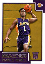 D'Angelo Russell Rookie Card #272 Hoops 2015/16 NBA Basketball Card RC