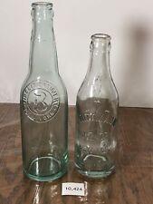 New York Bottles ~ Fidelio Brewery, J. Whittman Woodhaven