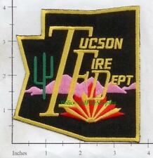 Arizona - Tuscon AZ FIre Dept Patch