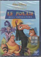 Le Follie Dell'Imperatore (Classici Disney) - Dvd Nuovo Sigillato