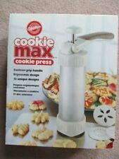 Wilton Cookie Max Cookie Press Biscuit Maker Boxed Unused USA Easy To Use