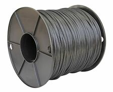 Spline Black Bulk For Insect Flyscreen Mesh Windows Doors 5mm x 300M