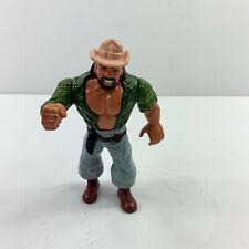 WWF Hasbro Series 5 Skinner Mint!! Action Works!! WWE