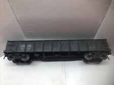 New ListingBrass Gm&O #16126 40' Gondola car O scale, imported by Hallmark Models