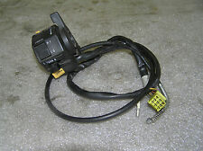 Suzuki GSX 600F Bj.94 Lenkerschalter links lhs handlebar switch