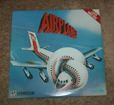 Airplane  - Full Screen Movie Laserdisc - Leslie Nielsen