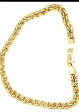 Yellow 19 - 19.99cm Fine Bracelets
