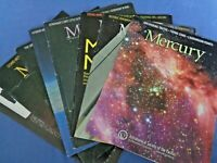 MERCURY Astronomy Magazine Lot 8 Astronomical Society of the Pacific Supernova