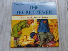 ENID BLYTON GO AHEAD SECRET SEVEN CHILDRENS PROMO HODDER AUDIO BOOK CD