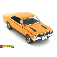 NEW BOXED Holden HG Monaro GTS 350 1:32 Ltd Edition Diecast Model INDY ORANGE