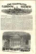 1855 Montreal Illuminations To Celebrate Fall Of Sebastopol