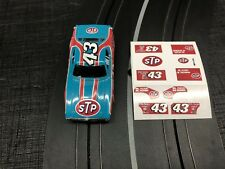 Aurora G PLUS Thermal Print Decals RICHARD PETTY