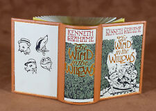 MINIATURE BOOK   The Wind in the Willows