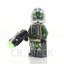 "Commander Gree Clone Trooper Star wars ""Custom"" Mini Figure Fits Lego"