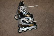 Tour Code Omni 800 Size 4 Inline Skates RolleR Hockey Blades Mint 76 soft Sz 9