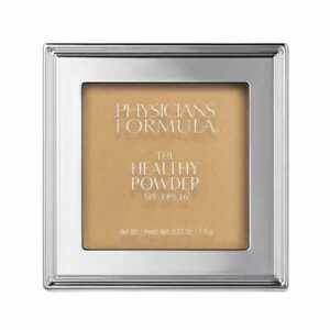PHYSICIANS FORMULA THE HEALTHY POWDER SPF/FPS 16 MN4 NEW SEALED! FREEPOST!