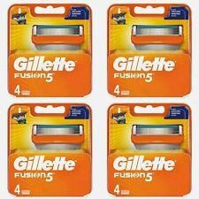 Gillette Fusion5 4x4 (16 Recharges) Lames De rasoir