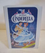 Disney McDonald'S 1995 Masterpiece Collection Video Toy Cinderella Figure