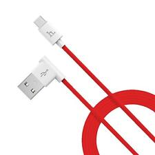 Original HOCO upm10 Micro USB Charging Cable Data Cable 1.2m Short Angled in Red