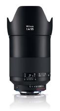Zeiss Milvus 35mm f1.4 ZF.2 Nikon Fit Lens - EX-DISPLAY