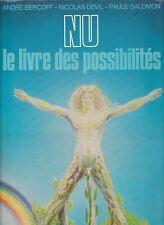 Bercoff-Devil-Salomon - NU   LE LIVRE DES POSSIBILITES - 1977