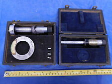 Fowler Bowers Eg3 1 12 2 Amp Eg500 12 58 Depth Gages 1750 Setting Ring