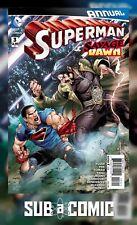 SUPERMAN ANNUAL #3 (DC 2017 1st Print) COMIC