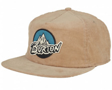 Burton Retro Mountain snapback Cap