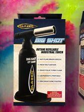 Blazer GT8000 Big Shot Butane Torch Black