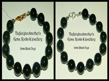 Onyx Silver Plated Stone Fashion Jewellery